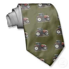tractor custom ties