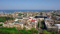 Odessa Ukraine, my family comes from here but were Germans; Russlanddeutsche