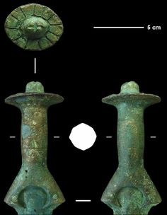 Neue Tauschierungen an alten Funden. Untersuchungen zur Verzierungs- und Herstellungstechnik zweier Vollgriffschwerter der Hügelgräberbronzezeit (PDF Download Available)