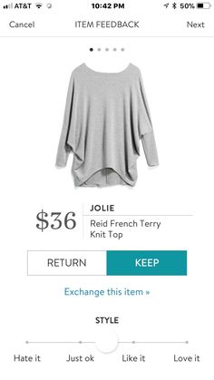 This is a cute top. I could wear this with it without another layer in the office.