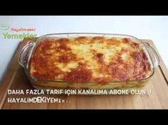 Fırında Kıymalı Patates Püresi - YouTube