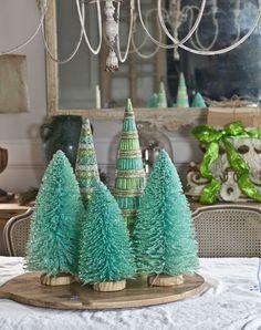 8 Ways to Use Bottle Brush Trees - Cedar Hill Farmhouse