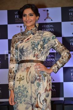 Sonam Kapoor at the Femina Women Awards press conference   PINKVILLA
