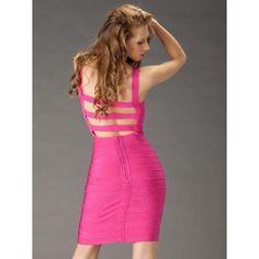 Bandage Celebrities Pink VB011
