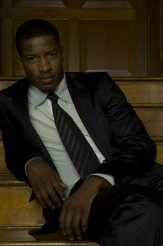 Good looking. Talented. And best of all, he is his brother's keeper. I love that about Nate Parker.