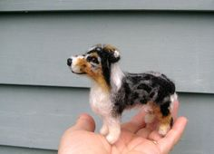 Your Pet in Miniature / Custom handmade Dog by GourmetFelted