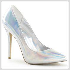 Pleaser Amuse-20 - sexy High Heels 12cm Pumps 35-45, Größe:EU-45 / US-14 / UK-11 - Damen pumps (*Partner-Link)