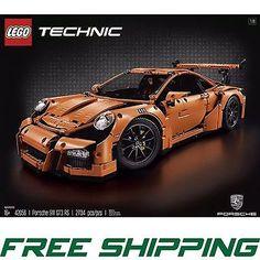 LEGO Technic Porsche 911 GT3 RS (42056) (Free 2-Day Shipping) New     eBay