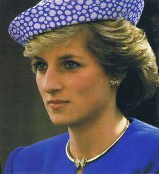 Hats - Princess Diana Remembered