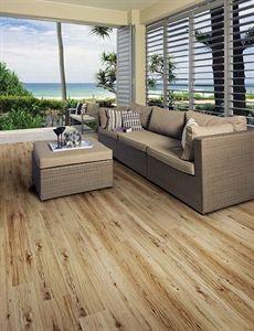 "Show details for Home Legend Nú Elements Pine Natural-7"" wide, Luxury Vinyl Tile, Laminate floor alternative, Embossed, Wide plank, Light brown floor"