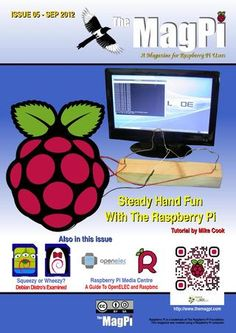 A magazine completely devoted to the Raspberry Pi User. These mags are chock full of useful info, check them out!