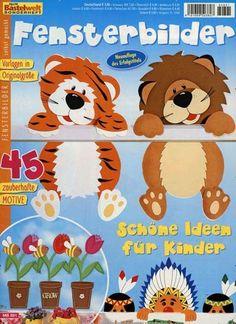 Schöne Ideen für Kinder. Gefunden in: Meine Bastelwelt Sonderheft, Nr. 892/2016