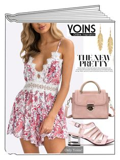 """YOINS Pretty powerful"" by kiveric-damira ❤ liked on Polyvore featuring yoins, yoinscollection and loveyoins"