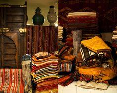 Marrakech, via the Glamourai