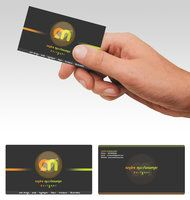 DeviantArt: More Like business card by deviantonis Corporate Identity, Weeding, Sign Design, Emerson, Business Cards, Card Ideas, Graphic Design, Deviantart, Signs