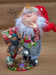 Elf Decorations, Christmas Decorations, Doll Clothes Patterns, Doll Patterns, Mary Christmas, Softies, Beautiful Dolls, Art Dolls, Merry