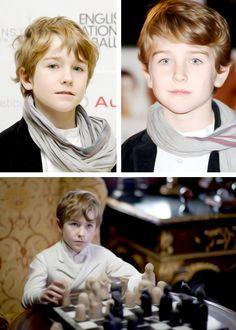 OH MY GOD GUYS. THIS IS HAMISH. This is Sherlock's and John's son! #Parentlock (Samuel Joslin)