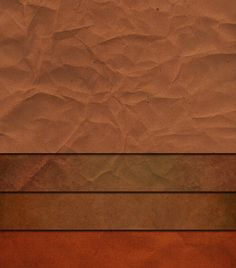 Paper textures are some of the most useful and most versatile types of textures to have in your arsenal. Today we're offering this set of 4 high-quality brown paper textures for free download. They are great for creating backgrounds to this like websites, posters, wallpapers, and more.