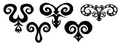 Possible #aries tattoos