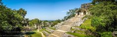 Unburied by MNiessenPhoto from http://500px.com/photo/209408749 - The Temple of the Cross pyramid in the foreground is one of the biggest known structures of the ancient Maya City of Palenque located in Mexico's southern state of Chiapas. After its abandonment it was slowly absorbed into the jungle before being rediscovered hundreds of years later. Despite extensive excavations in the past decades archeologists estimate that less than 10% of the site have been explored so far and that over a…