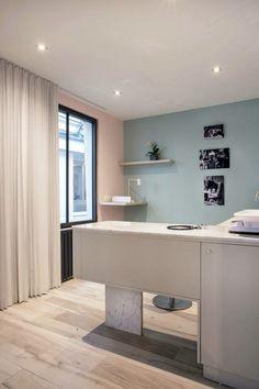 r alisations banque d 39 accueil cabinet m dical st phanietrancreatricedinterieur professionnel. Black Bedroom Furniture Sets. Home Design Ideas