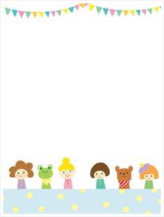 背景 Makeup Trends 2019 makeup trends for summer 2019 Flower Wallpaper, Iphone Wallpaper, Diy For Kids, Crafts For Kids, Page Frames, Kids Background, Background Powerpoint, Baby Design, Pattern Art