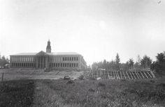 Franklin High school  in 1913.  Portland, OR