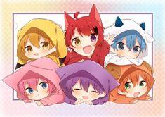 Chibi Boy, Anime Chibi, Anime Art, Cool Anime Girl, Girls Anime, Super Hero Life, Genesis Evangelion, Anime Best Friends, Art Poses