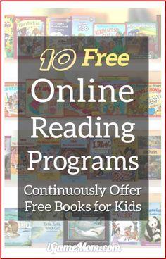 18 Best Online Reading for kids images | Teaching reading, Reading ...