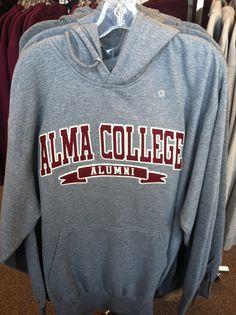 Alma College Alumni Hoodie