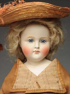 Lot # : 1179 - Elegant German Lady Doll.
