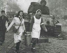 PlazmaKeks World Of Tanks: Hungarian Revolution Of 1956 World Conflicts, Soviet Army, World Of Tanks, Freedom Fighters, Budapest Hungary, Women In History, Cold War, Countries Of The World, World War Two