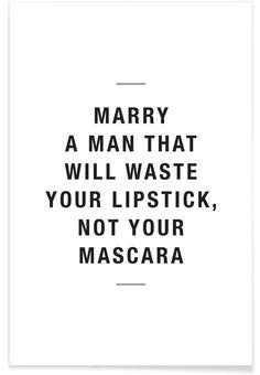 Waste lipstick VON Magdalena Lindstedt now on JUNIQE!