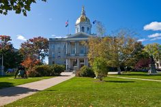 Concord New Hampshire Capitol Building