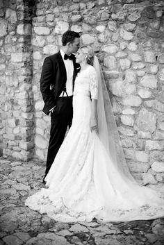 Modest Wedding Gown, Modest Wedding Dress