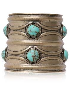 Lucky Brand Bracelet great looking bracelet Turquoise Cuff, Turquoise Bracelet, Fashion Bracelets, Fashion Jewelry, Boho Jewelry, Jewelry Box, Jewellery, Lucky Brand Jewelry, Sapphire Bracelet