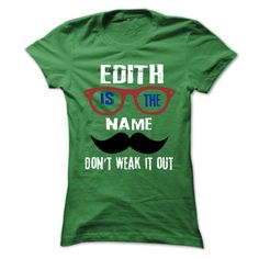 #Sportstshirt... Awesome T-shirts  Worth :$22.25Purchase Now  Low cost Codes View photographs & pictures of EDITH Is The Name - 999 Cool Name Shirt ! t-shirts & hoodies:When you don't completely love our design, you'll be able to SEARCH your favourite one thro.... Check more at http://wintshirt.info/sports/best-t-shirts-celebrities-wear-edith-is-the-name-999-cool-name-shirt-win-tshirts/