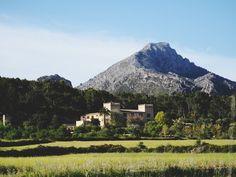 Mallorca bryllupsrejse