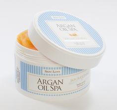 Peeling Skin Love ARGAN OIL SPA http://martynapiechowska.pl/2015/01/peeling-skin-love-argan-oil-spa.html