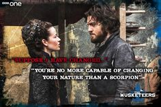 The Musketeers - 2x04 - Emilie, Milady & Athos
