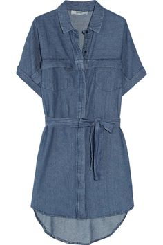 lightweight denim dress--Lover