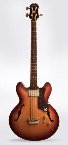 Epiphone Rivoli EBV232 Bass 1964