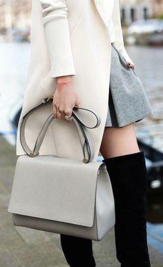#fall #fashion / minimal + chic