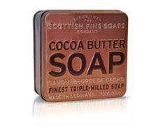Cocoa Butter Soap