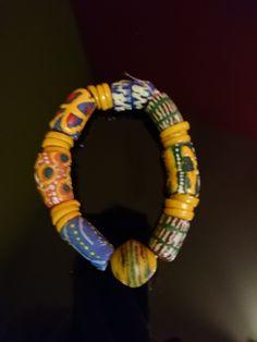Obibini Arts & Crafts traditional bead bracelet 2