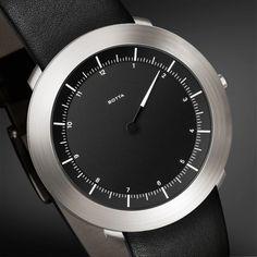 SOLUS one-hand watch | Botta Design: