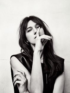 Charlotte Gainsbourg, Photography by Sebastian Kim
