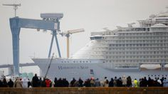 """The World's Largest Cruise Ship   """"Harmony Of The Seas"""""""