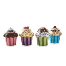 Confections Cupcake Cups (Set of 4) - Bed Bath & Beyond
