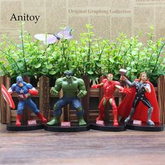 Marvel The Avengers Action Figures (scheduled via http://www.tailwindapp.com?utm_source=pinterest&utm_medium=twpin)